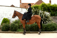 North Norfolk Harrier Side Saddle Day with Clare Simper 13/10/16