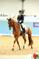 Class 9 - Baileys Horse Feeds Winter Regionals Music Freestyle Silver Championship Novice