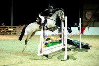 Class 8 - British Showjumping pony National 1.15m Members Cup - First Round