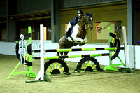 Class 7 - Pony Foxhunter/1.10m Open (both to inc. Class 7 - The Pony Restricted Rider 1.10m Qualifier